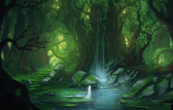 Красивые картинки реки для детей - увлекательная сборка 11