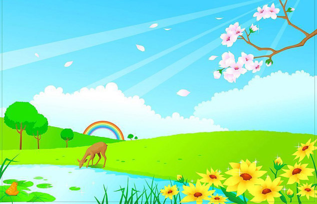 Красивые картинки реки для детей - увлекательная сборка 14