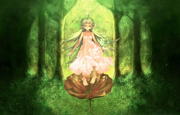 Красивые картинки эльфы и феи - загадочная коллекция 17
