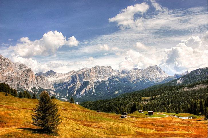 Красивые летние пейзажи природы - удивительные фотографии 10