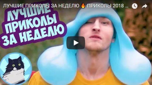 Лучшие смешные и ржачные видео приколы за май 2018 - подборка