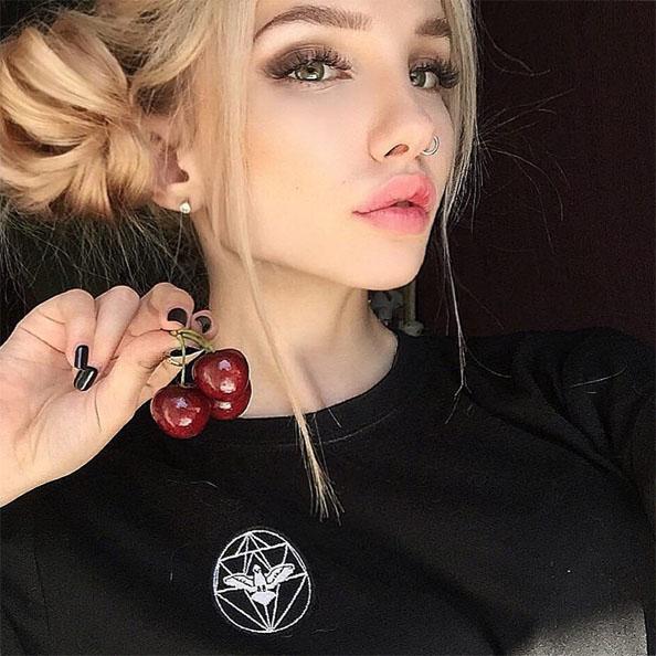Милые и привлекательные девушки - подборка фотографий 9