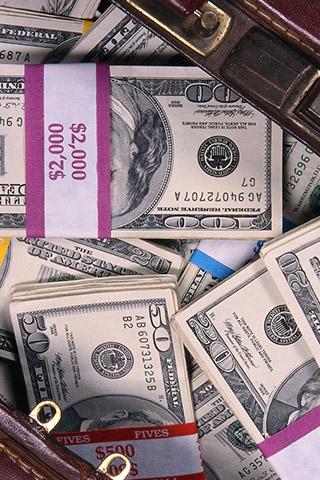 Прикольные и крутые картинки денег для заставки телефона - подборка 13