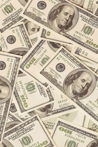 Прикольные и крутые картинки денег для заставки телефона - подборка 6