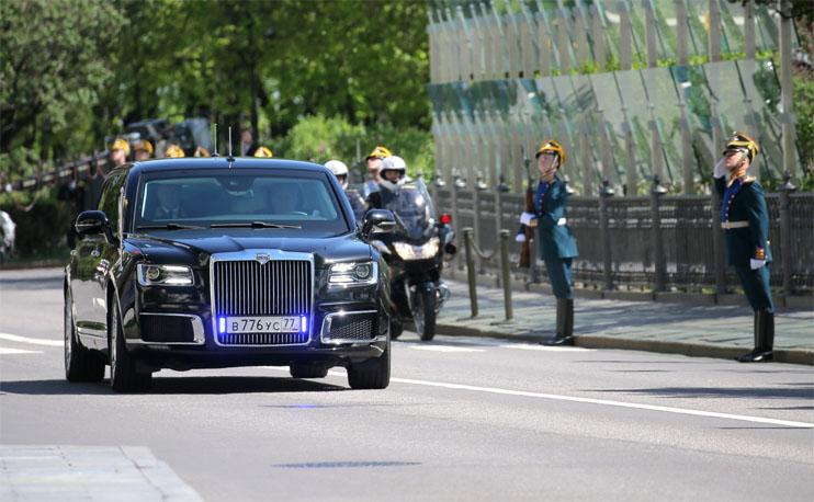 Российский лимузин для Путина - внешний вид, характеристики автомобиля 2