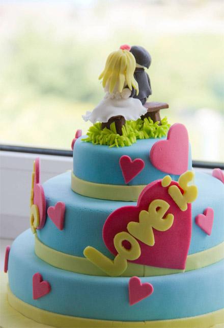 Самые красивые и прикольные фото тортов - самые оригинальные 10