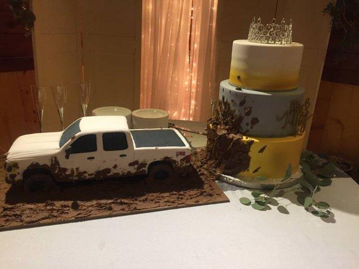 Самые красивые и прикольные фото тортов - самые оригинальные 12