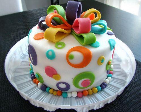 Самые красивые и прикольные фото тортов - самые оригинальные 15