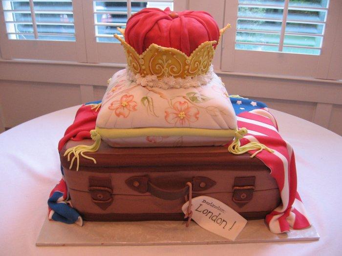 Самые красивые и прикольные фото тортов - самые оригинальные 16