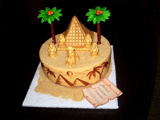 Самые красивые и прикольные фото тортов - самые оригинальные 18