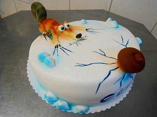Самые красивые и прикольные фото тортов - самые оригинальные 20