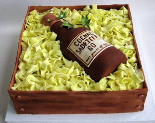 Самые красивые и прикольные фото тортов - самые оригинальные 6