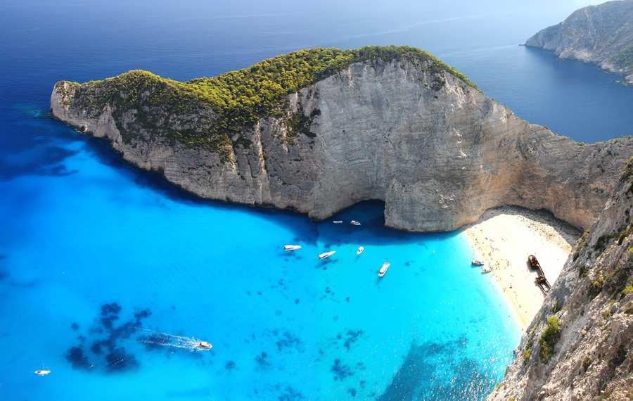 Топ-10 лучших пляжей планеты, чтобы прекрасно отдохнуть 1