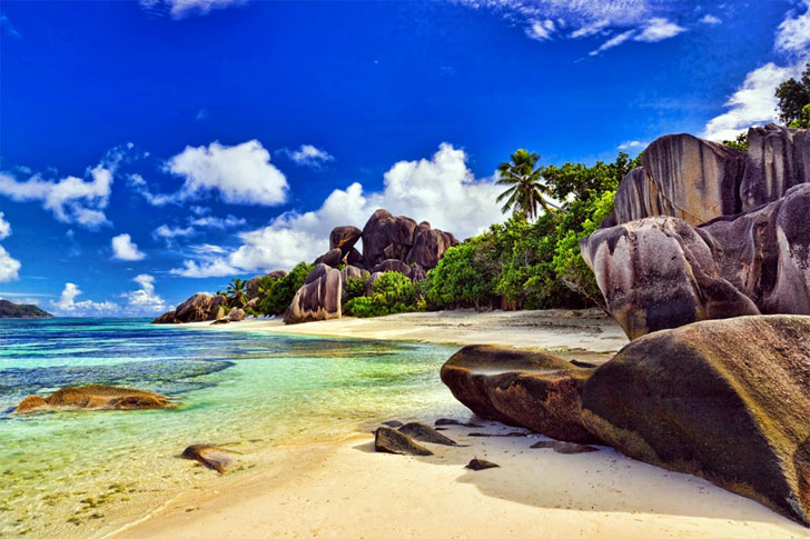 Топ-10 лучших пляжей планеты, чтобы прекрасно отдохнуть 10