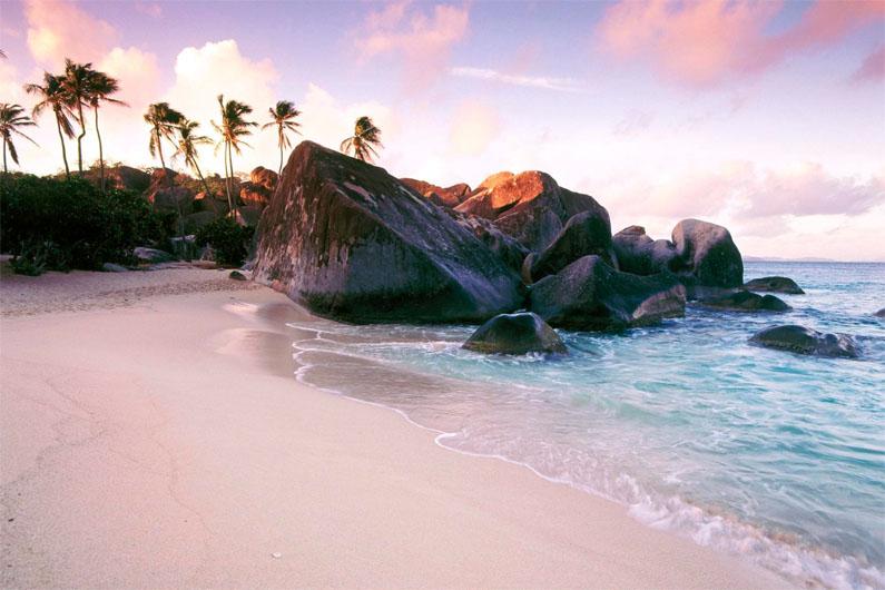 Топ-10 лучших пляжей планеты, чтобы прекрасно отдохнуть 2