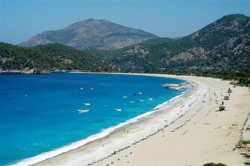 Топ-10 лучших пляжей планеты, чтобы прекрасно отдохнуть 5