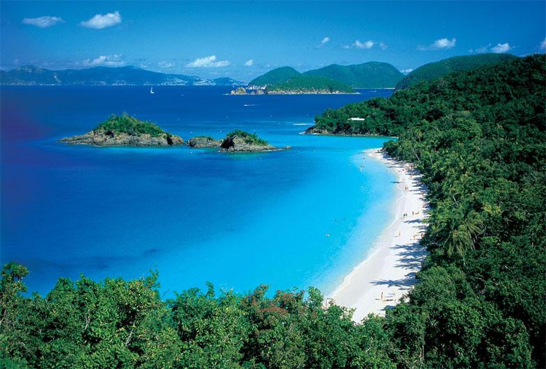 Топ-10 лучших пляжей планеты, чтобы прекрасно отдохнуть 6
