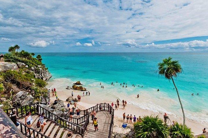 Топ-10 лучших пляжей планеты, чтобы прекрасно отдохнуть 9