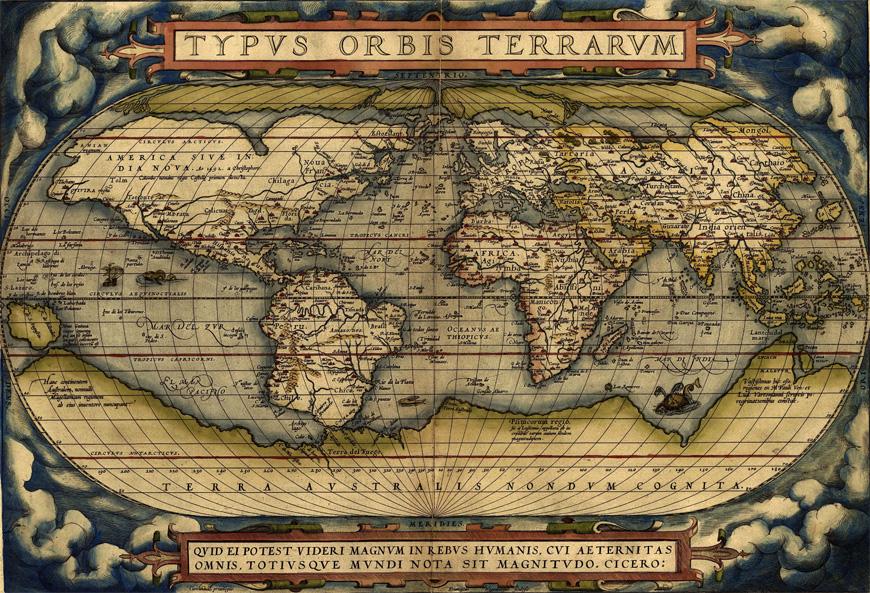 Чем прославился Абрахам Ортелий, 20 мая - интересные новости 2
