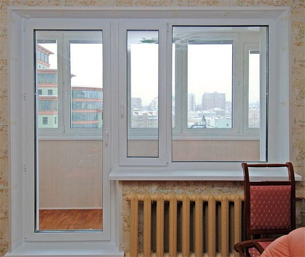 Что делать, если не закрывается балконная пластиковая дверь 1
