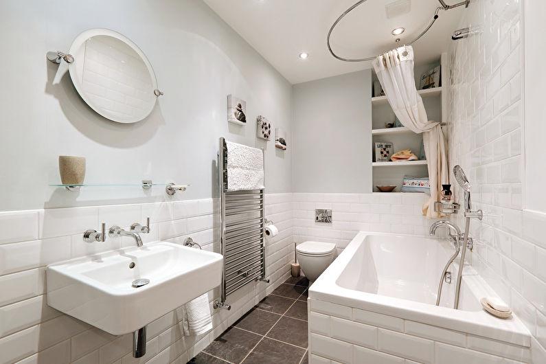 Что лучше - ванна или душевая кабина, какой выбор сделать 6