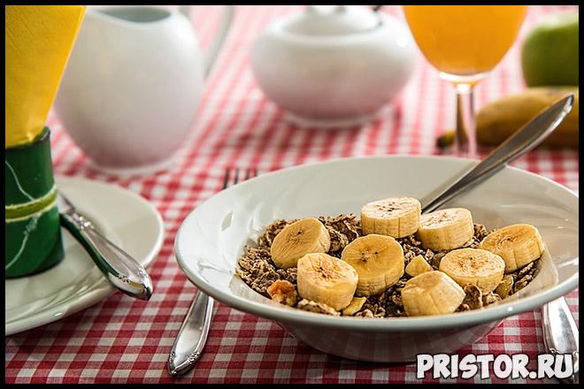 Что лучше есть на завтрак, а от каких продуктов отказаться 3