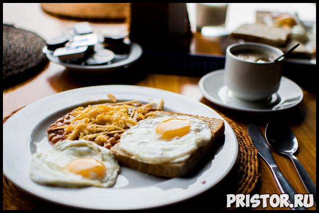 Белок с утра на завтрак - секретный ингредиент, чтобы сделать утро питательным 1