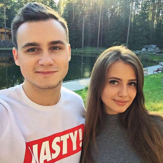 Девушка Николая Соболева, Полина Чистякова - личная жизнь, отношения 2