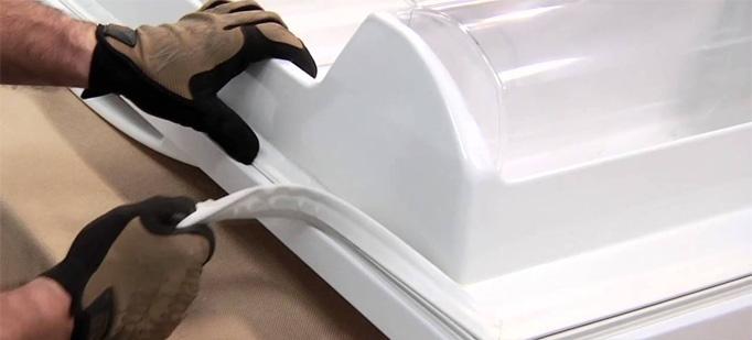 Как заменить уплотнитель в холодильнике - инструкция и шаги 2