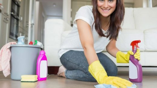 Как правильно убирать квартиру - основные принципы и правила 1