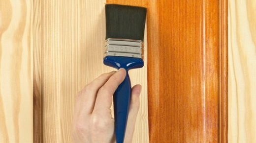 Как самостоятельно приготовить воск для деревянных дверей - рецепты и советы 1