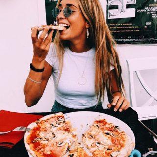 Картинки на аву с едой и девушки с едой - самые необычные 12