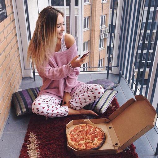 Картинки на аву с едой и девушки с едой - самые необычные 6