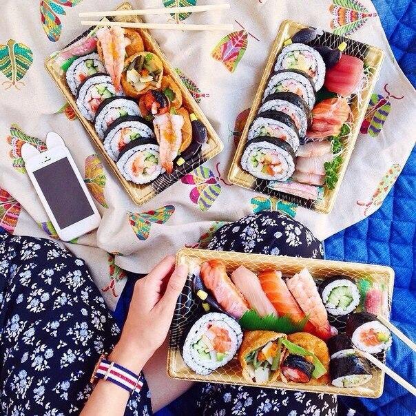 Картинки на аву с едой и девушки с едой - самые необычные 7