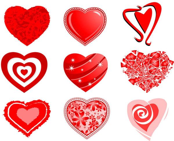 Классные и красивые картинки для срисовки сердечки и сердца - сборка 8