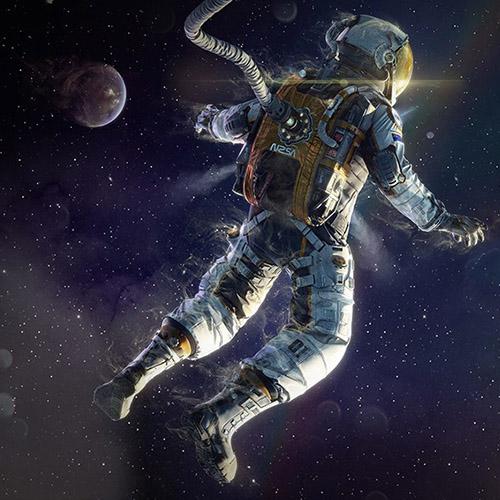 Классные и прикольные картинки на аву космос и звезды - подборка 6