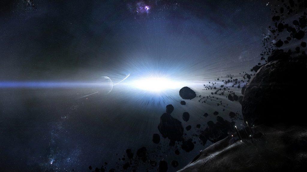 Классные и прикольные обои космоса и неба на рабочий стол - сборка №7 12