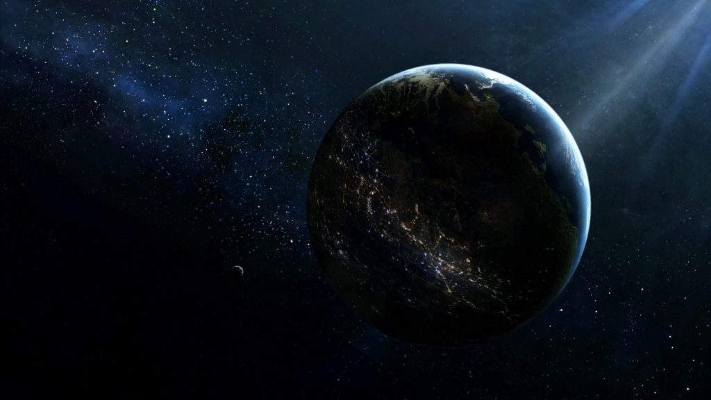 Классные и прикольные обои космоса и неба на рабочий стол - сборка №7 6