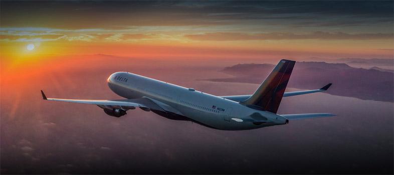 Красивые и необычные фотографии самолетов - лучшая подборка 17