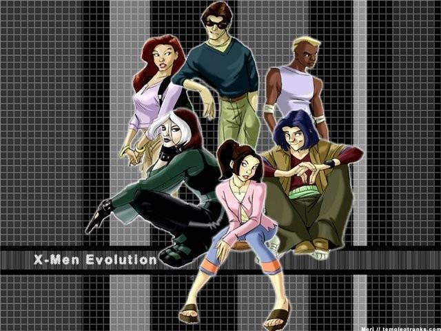 Красивые картинки Люди Икс Эволюция - прикольная подборка 9