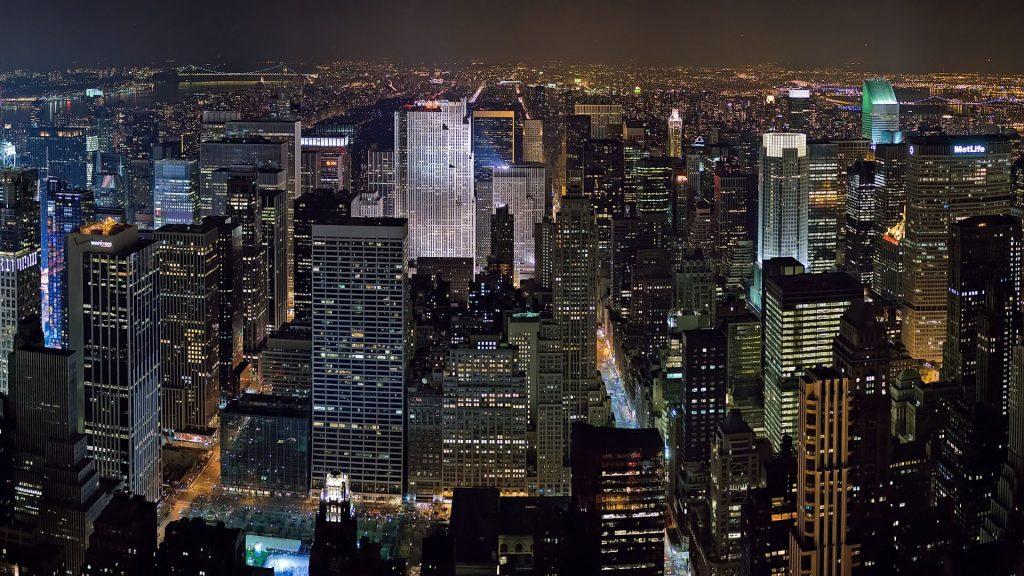 Красивые картинки Нью Йорка на рабочий стол - интересная сборка 10