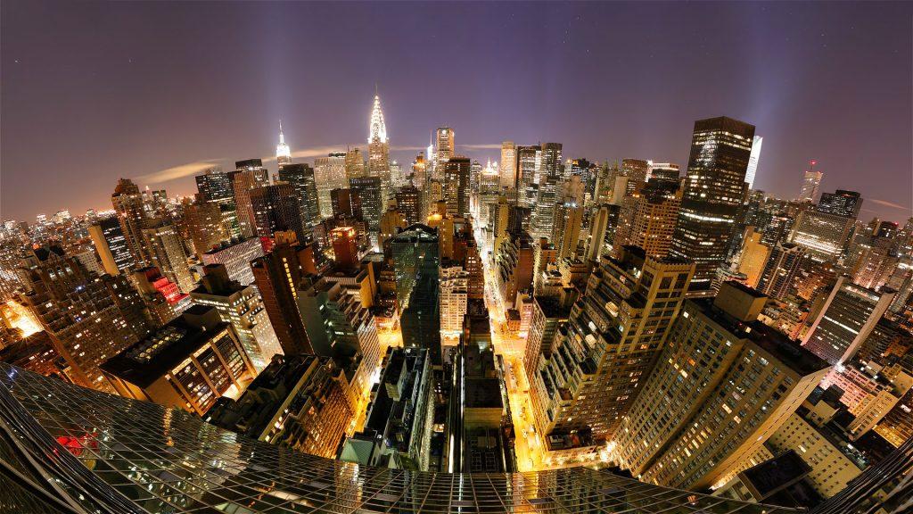 Красивые картинки Нью Йорка на рабочий стол - интересная сборка 12