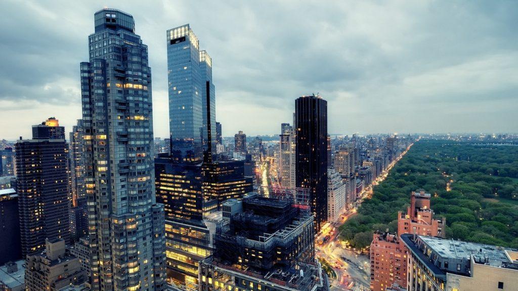 Красивые картинки Нью Йорка на рабочий стол - интересная сборка 14