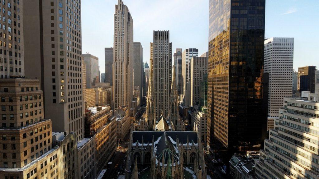 Красивые картинки Нью Йорка на рабочий стол - интересная сборка 2