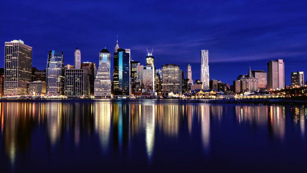 Красивые картинки Нью Йорка на рабочий стол - интересная сборка 3