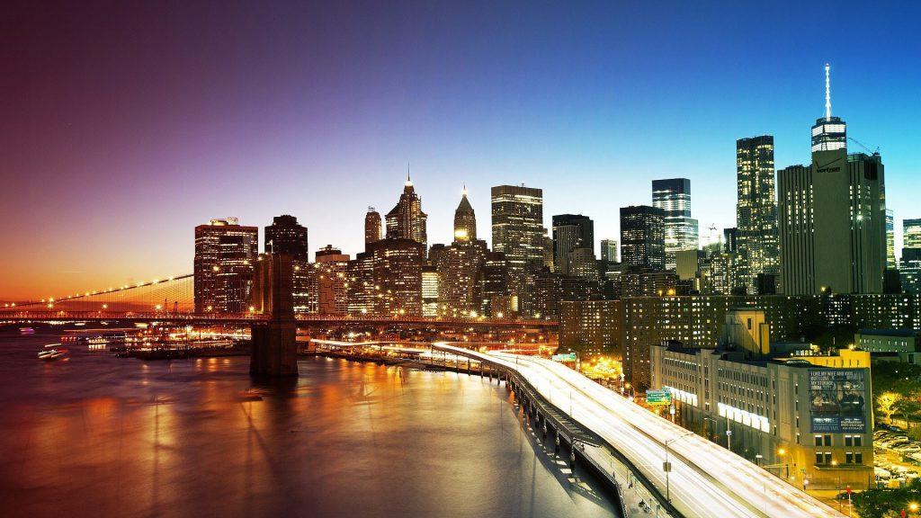 Красивые картинки Нью Йорка на рабочий стол - интересная сборка 4