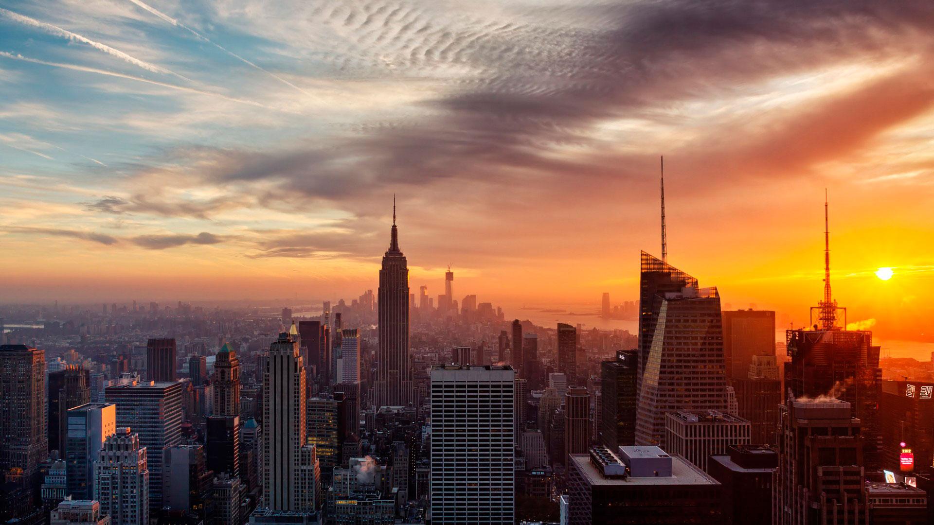 Красивые картинки Нью Йорка на рабочий стол - интересная сборка 6