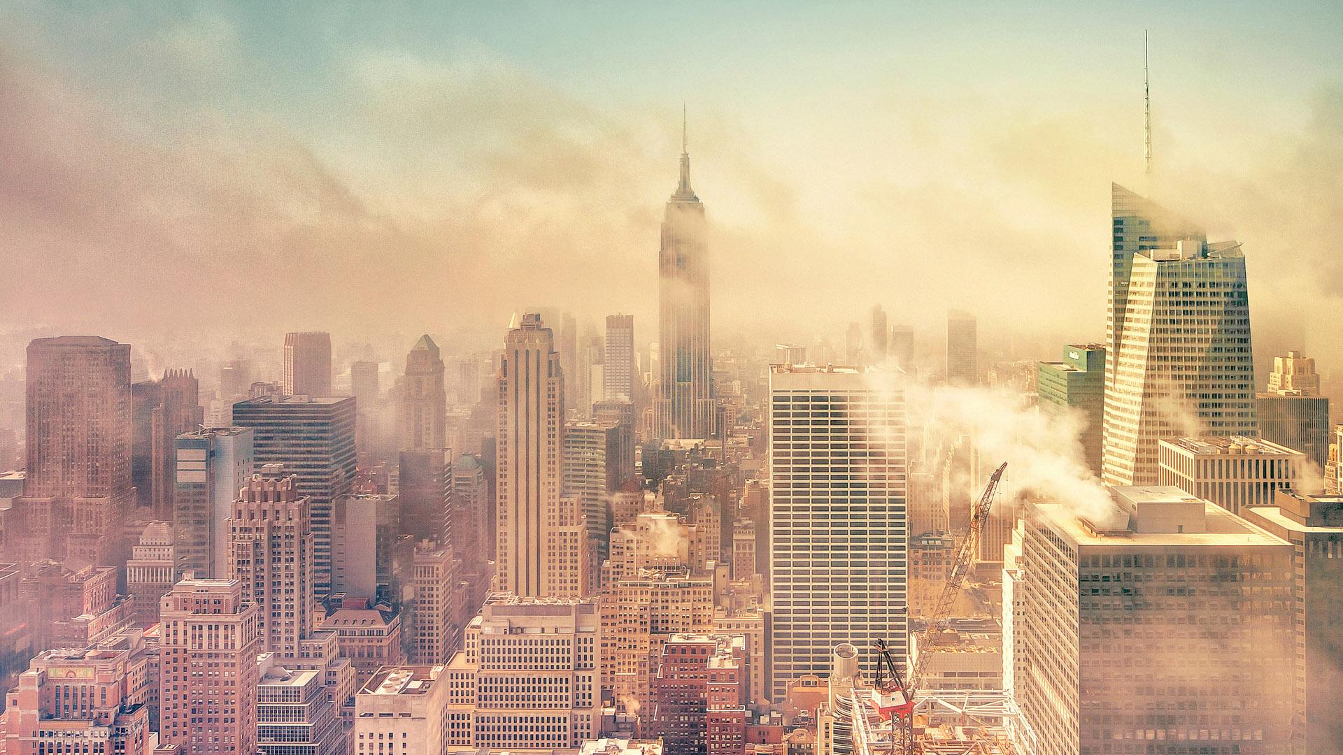 Красивые картинки Нью Йорка на рабочий стол - интересная сборка 7