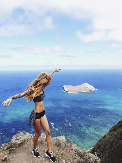 Красивые картинки на аву девушки, море, пляж, вода - подборка 18