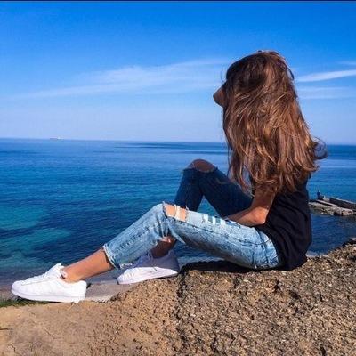 Красивые картинки на аву девушки, море, пляж, вода - подборка 8
